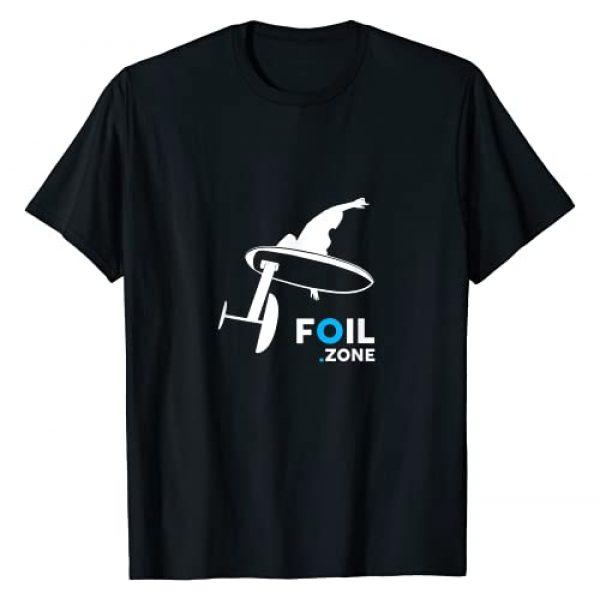 Foil Zone Graphic Tshirt 1 The Foil Zone Parking Lot T-Shirt