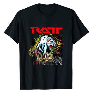 Unknown Graphic Tshirt 1 RATT - Shocked RATT T-Shirt