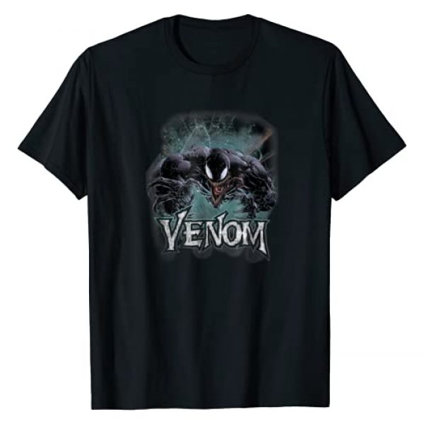 Marvel Graphic Tshirt 1 Venom From Down Under Face To Face T-Shirt