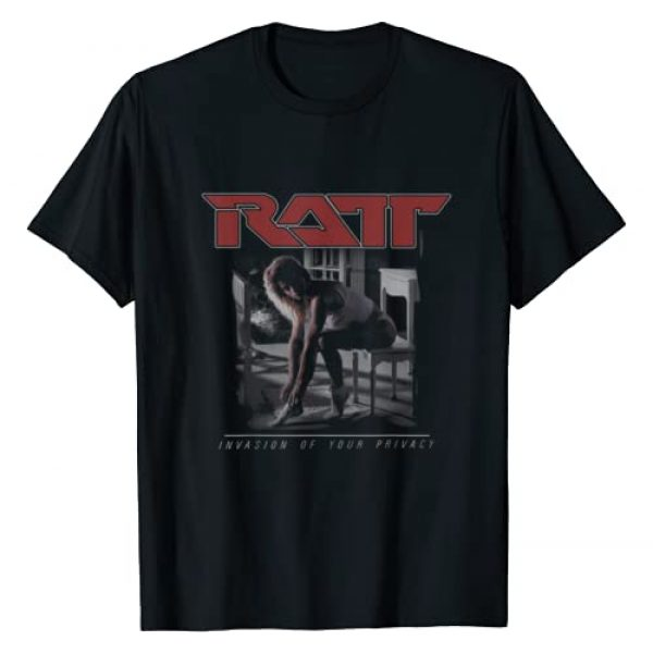 Unknown Graphic Tshirt 1 RATT - Invasion Of Your Privacy T-Shirt