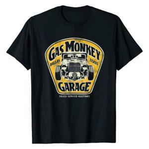 Gas Monkey Garage Graphic Tshirt 1 Muscle Car Sign Logo T-Shirt