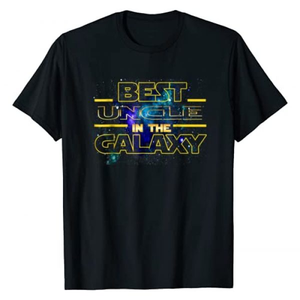Best Family Gifts 2018 Graphic Tshirt 1 Best Uncle In The Galaxy Shirt