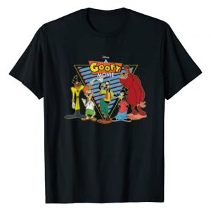 Disney Graphic Tshirt 1 A Goofy Movie Crew 90s T-Shirt