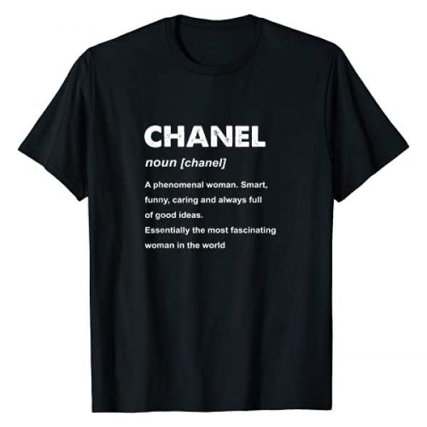 Chanel Name Shirts & Gifts Graphic Tshirt 1 Chanel Name Gift T-Shirt