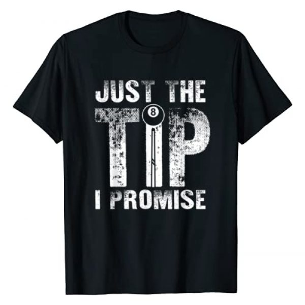 Billiard Biliard Pool Snooker Dad Gift Apparel Graphic Tshirt 1 Vintage Billard Billiard Player Snooker Pool Funny Quote T-Shirt