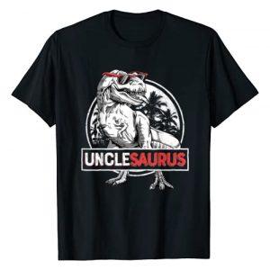 Rawrsome Dinosaur Clothing Graphic Tshirt 1 Unclesaurus T shirt T rex Uncle Saurus Dinosaur Men Boys
