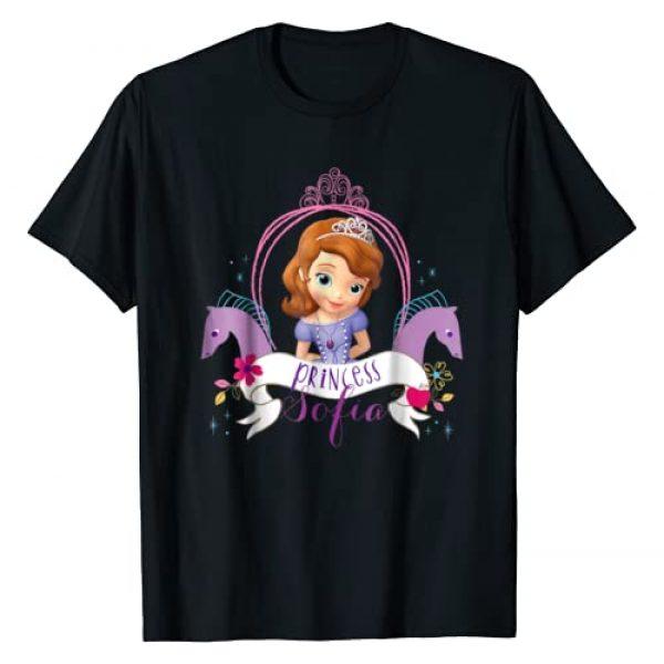 Disney Graphic Tshirt 1 Sofia the First Princess Sofia T-shirt