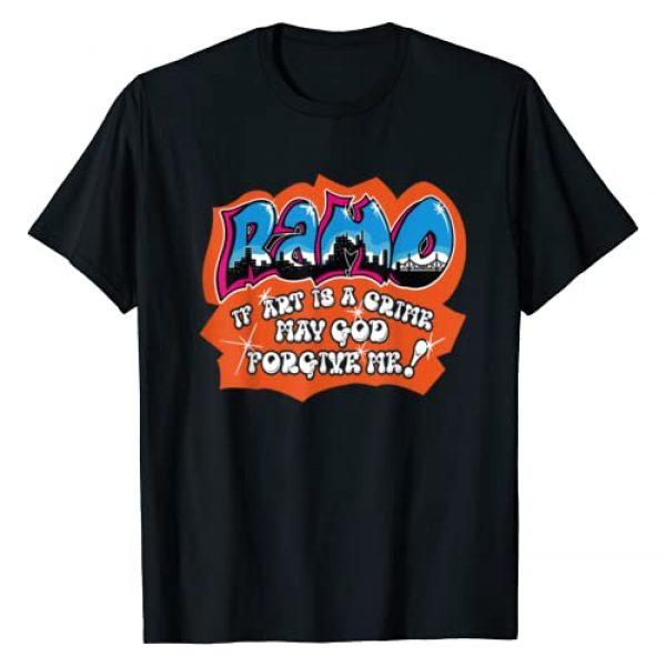 BEAT STREET Graphic Tshirt 1 RAMO - BEAT STREET Shirt - Limited Edition