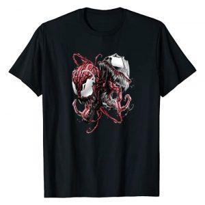 Marvel Graphic Tshirt 1 Carnage and Venom Graphic T-Shirt