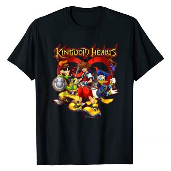 Disney Graphic Tshirt 1 Kingdom Hearts Team Ready T-shirt