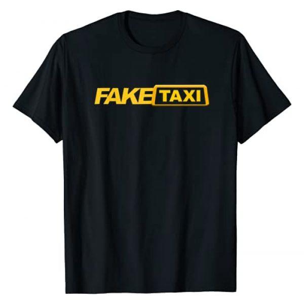LezBCoffee Funny Fake Taxi Graphic Tshirt 1 Funny Fake Taxi T-Shirt
