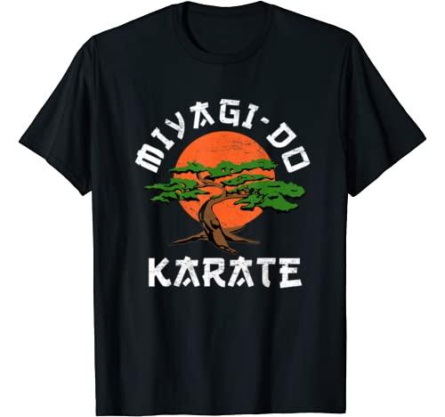 Miyagi-Do Shirt Karate Bonsai Tree By Lincoln Co. Graphic Tshirt 1 Vintage Miyagi-Do T-Shirt Karate Bonsai Tree T-Shirt