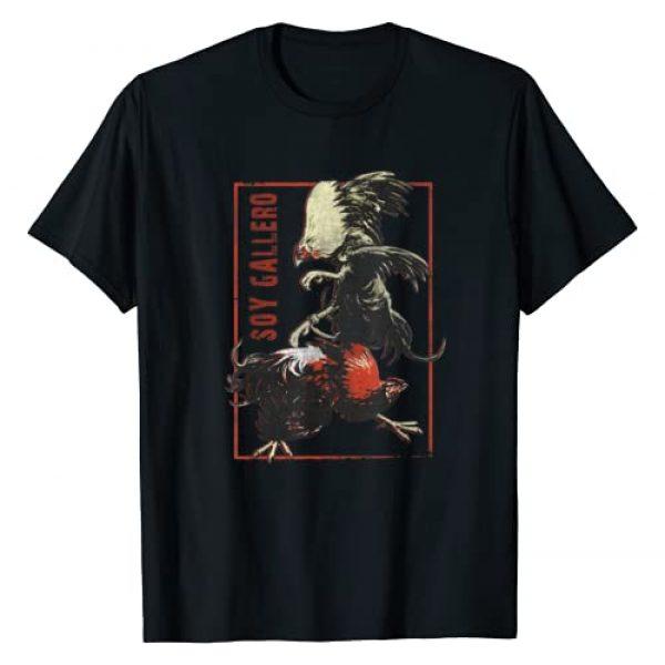 Game Fowl Shirt Cock Fight T Shirt Graphic Tshirt 1 Vintage Cockfighting shirt Soy Gallero T-Shirt