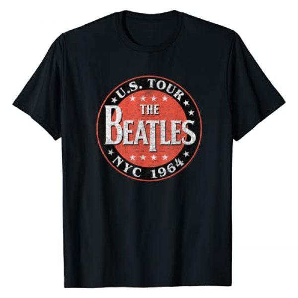 The Beatles Graphic Tshirt 1 US Tour NYC 1964 T-shirt