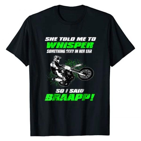 DIRT BIKES Graphic Tshirt 1 Funny Motocross and Supercross 2 Stoke Gift T-shirt