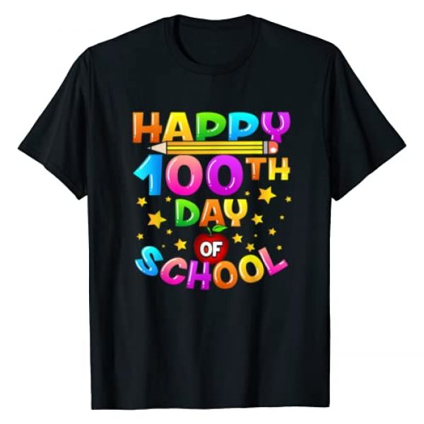 Wowsome! Graphic Tshirt 1 100 Days of School Shirt Teacher Gift 100th Day of School T-Shirt