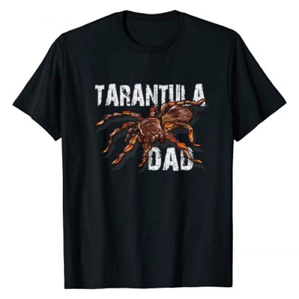 Love Tarantulas Graphic Tshirt 1 Tarantula Dad Spider Lover Gift Tarantulas Owner Gifts T-Shirt