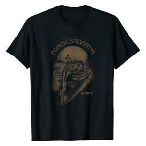 Black Sabbath Graphic Tshirt 1 Official U.S Tour '78 T-Shirt