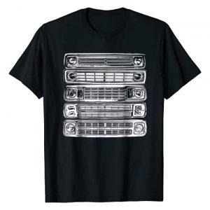 0260MediaLLC Graphic Tshirt 1 Classic Truck Shirt