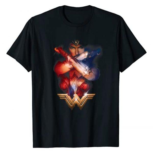 DC Comics Graphic Tshirt 1 Wonder Woman Movie Arms Crossed T-Shirt