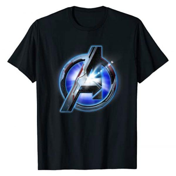 Marvel Graphic Tshirt 1 Avengers Endgame Tech Logo Graphic T-Shirt T-Shirt