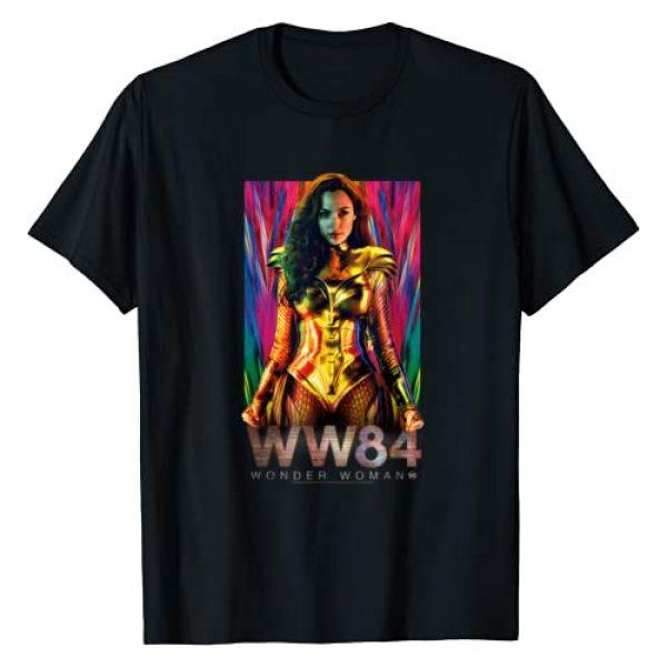 DC Comics Graphic Tshirt 1 Wonder Woman 84 Golden Warrior T-Shirt