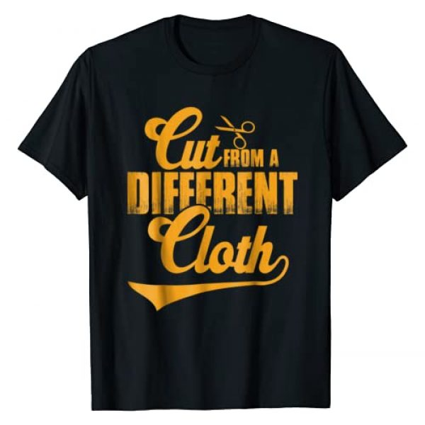 Urbantees Graphic Tshirt 1 Urban Hip Hop T-Shirt Cut From A Different Cloth
