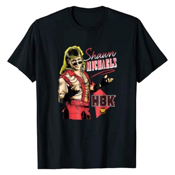 WWE Graphic Tshirt 1 Shawn Michaels HBK T-shirt