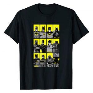 DC Comics Graphic Tshirt 1 Batman 80 Years Batmen T-Shirt