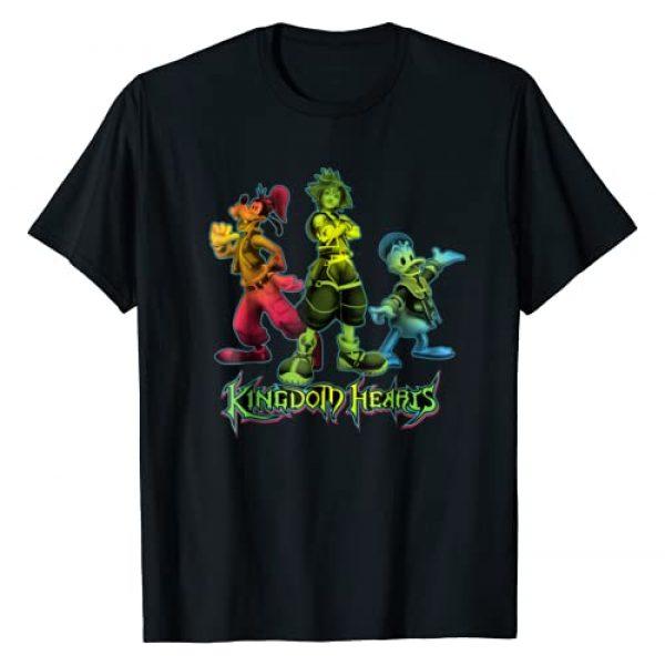 Disney Graphic Tshirt 1 Kingdom Hearts posing T-shirt