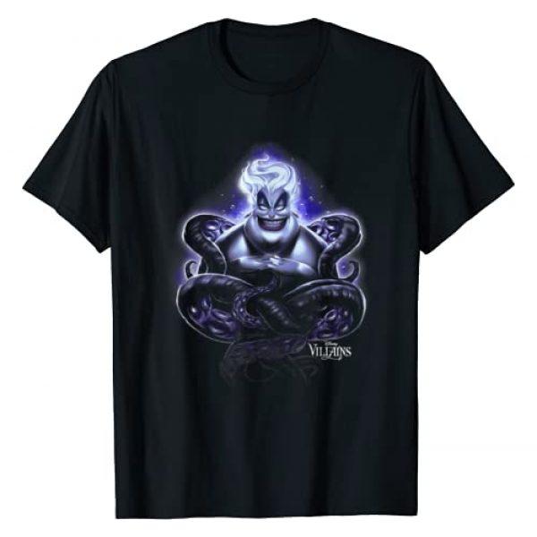 Disney Graphic Tshirt 1 Villains Ursula Dark Portrait T-Shirt