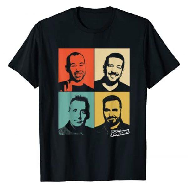 Impractical Jokers Graphic Tshirt 1 T-Shirt Retro Vintage Style Shirt