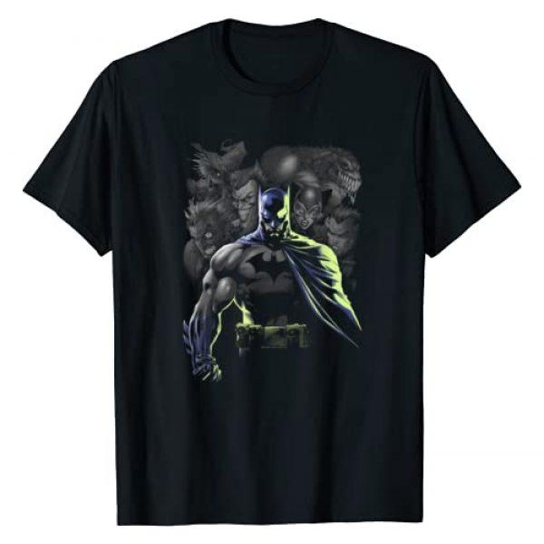 DC Comics Graphic Tshirt 1 Batman Villains Unleashed T-Shirt