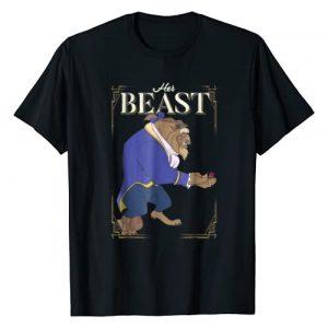 Disney Graphic Tshirt 1 Beauty & The Beast Her Beast Graphic T-Shirt