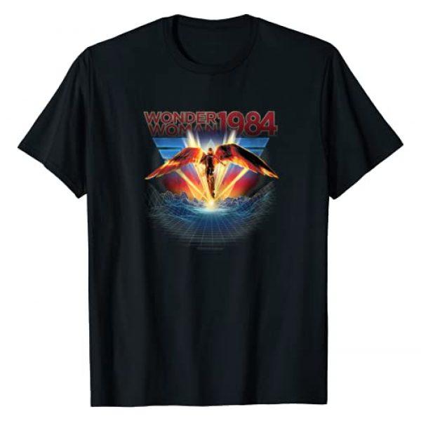Wonder Woman Graphic Tshirt 1 1984 Metal T-Shirt
