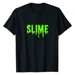 Slime Shirts by Slime Gear Graphic Tshirt 1 Slime Shirt | Green Slime Gift | Slime Gear T-Shirt