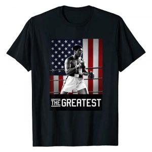 Muhammad Ali Graphic Tshirt 1 American Legend T-shirt