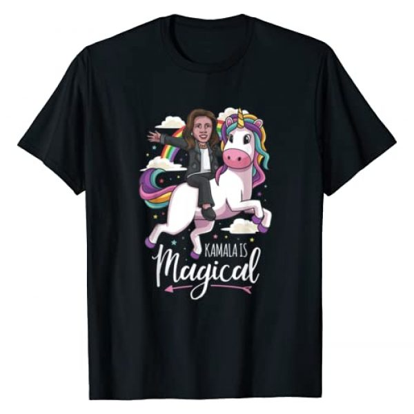 Kamala Harris 2020 Vice President Threads Graphic Tshirt 1 Kamala Is Magical Unicorn Vote Joe Biden Harris 2020 T-Shirt