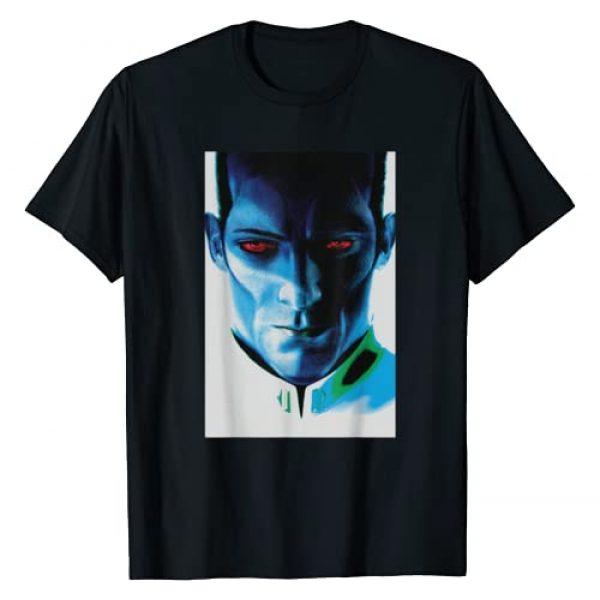Star Wars Graphic Tshirt 1 Rebels Grand Admiral Thrawn T-Shirt