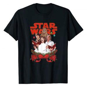 Star Wars Graphic Tshirt 1 Rebel Choir Funny Holiday T-Shirt