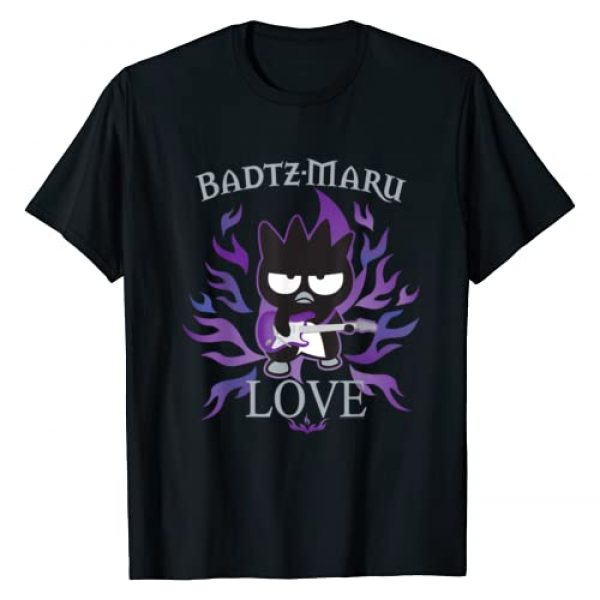 Badtz-Maru Graphic Tshirt 1 Badtz - Maru Rock Star Love Shirt