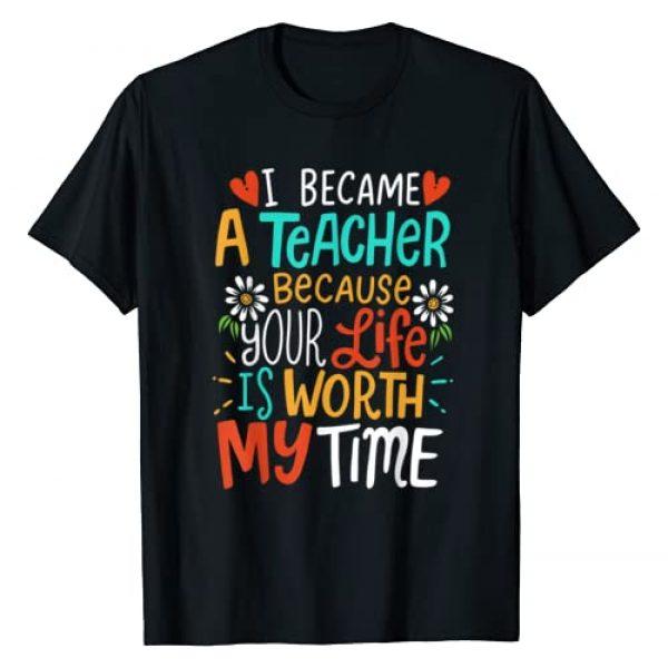 Cute Teacher Presents Graphic Tshirt 1 Teacher Gift T-Shirt