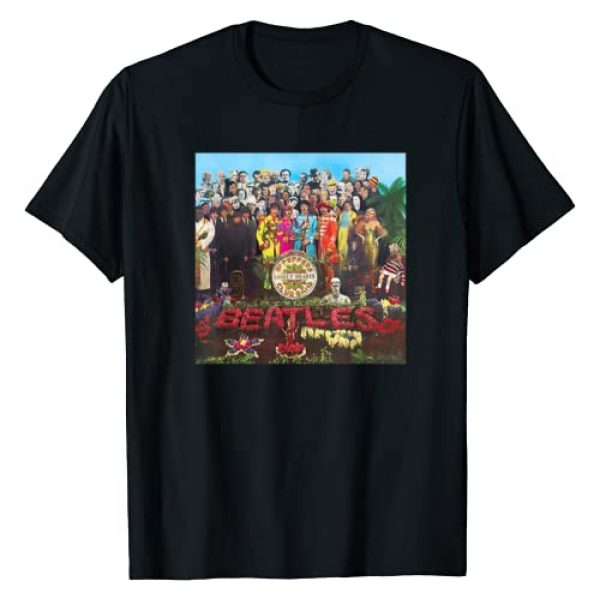 The Beatles Graphic Tshirt 1 SGT Peppers Album T-Shirt