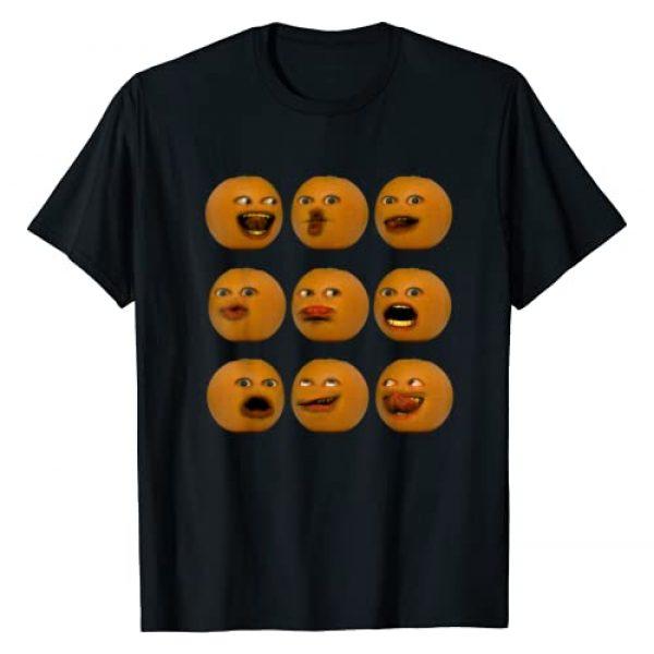 Annoying Orange Graphic Tshirt 1 Funny Emoji T-Shirt