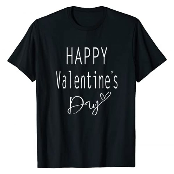 Valentine's Day Lulaggio Tee Graphic Tshirt 1 Happy Valentine`s Day 2021 Cute Valentines Day T-Shirt