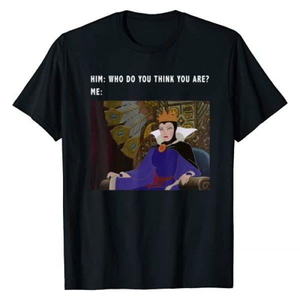 Disney Graphic Tshirt 1 Sleeping Beauty Maleficent Evil Queen Meme T-Shirt