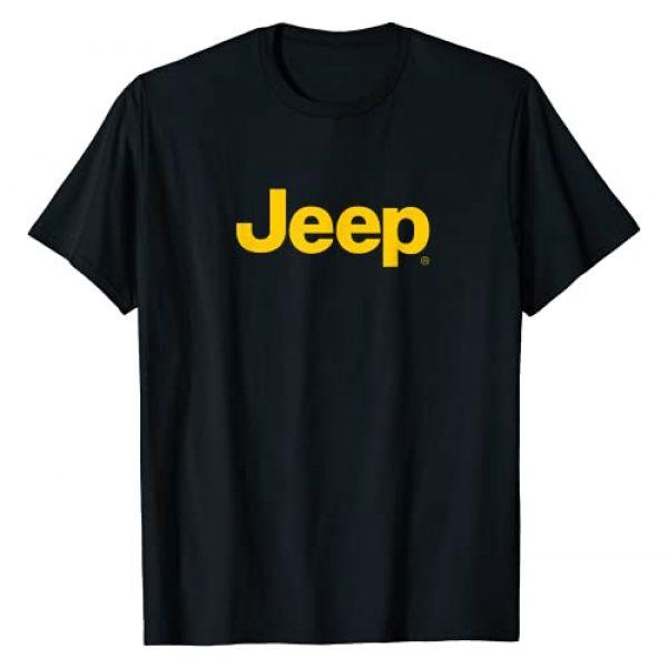 Jeep Graphic Tshirt 1 Iconic Logo T-Shirt