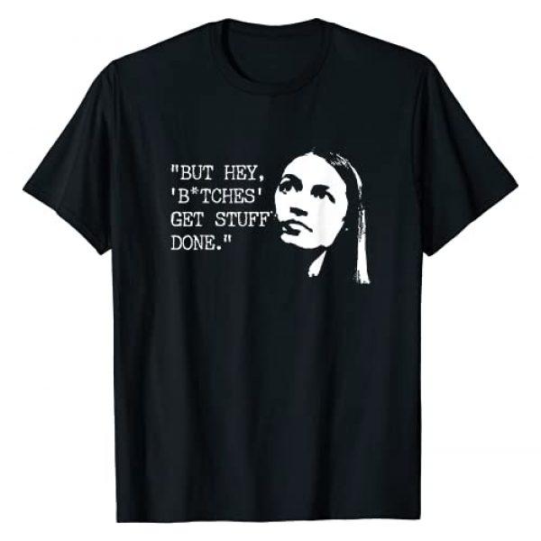 Alexandria Ocasio Cortez Inspired AOC Related Desi Graphic Tshirt 1 Alexandria Ocasio Cortez Inspired AOC Related T-Shirt