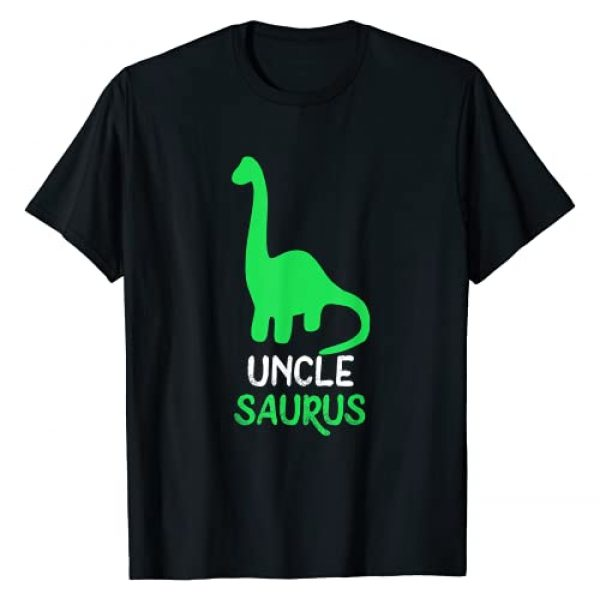 Uncle-Saurus Funny Gift Graphic Tshirt 1 Uncle-Saurus Funny Dinosaur UncleSaurus Gift Father's Day T-Shirt
