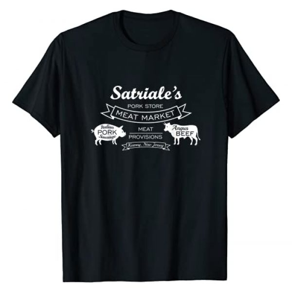 Satriales Lover gift Graphic Tshirt 1 Meat Market Funny Meat Pork Satriales Lover gift T-Shirt